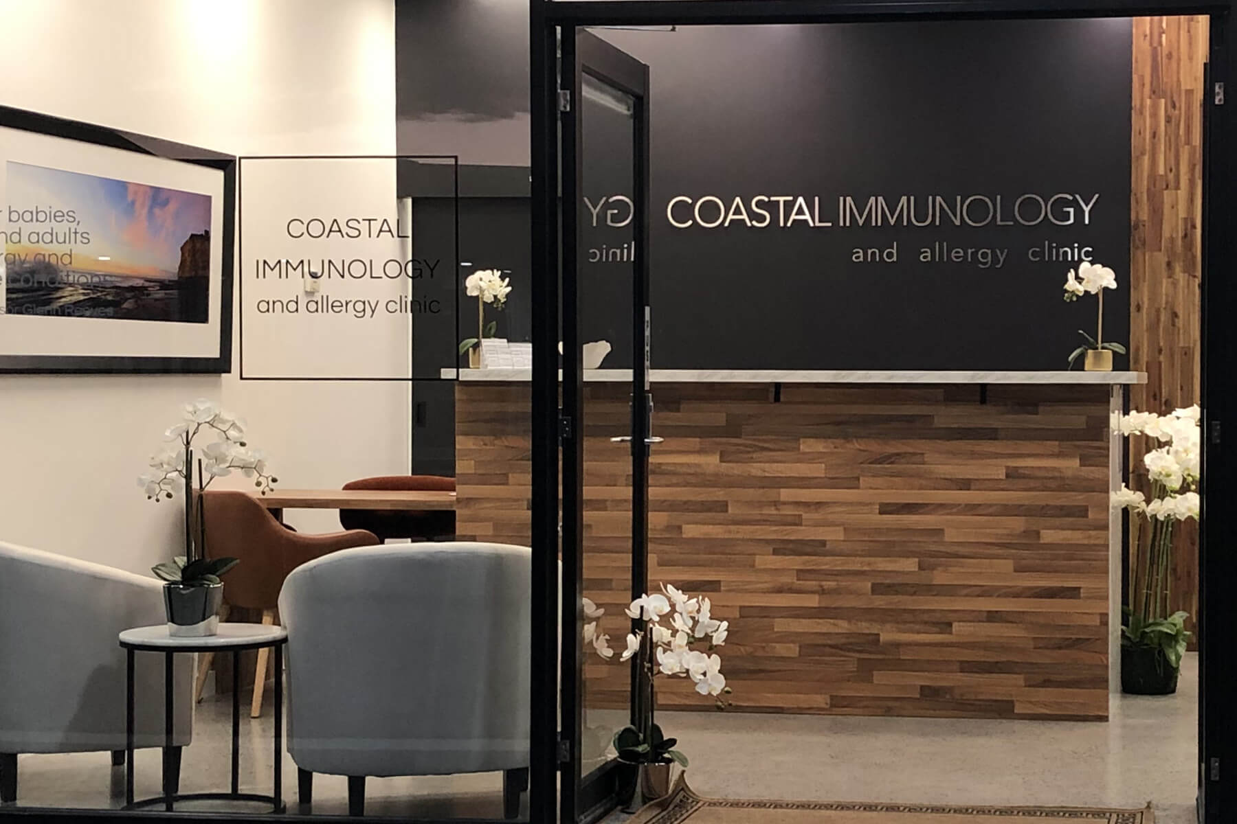Coastal Immunology<br/> and Allergy Clinic
